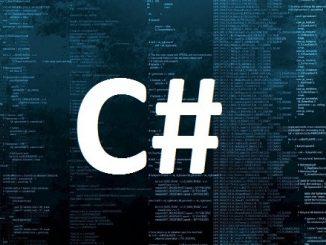 C-sharp programmazione asincrona con async e await